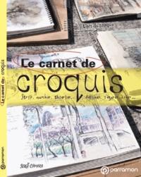 Deedr.fr Le carnet de croquis Image