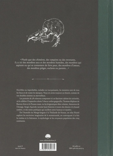 L'atlas des monstres connus & méconnus