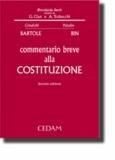 Sergio Bartole et Livio Paladin - Commentario breve alla costituzione.
