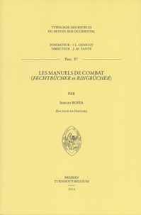 Sergio Boffa - Les manuels de combat (Fechtbücher et Ringbücher).