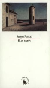 Sergio Ferrero - Hors saison.