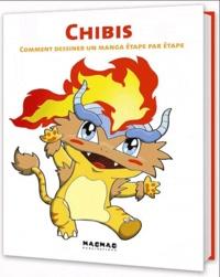 Sergio Guinot - Chibis - Comment dessiner un manga étape par étape.