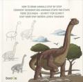 Sergio Guinot - Comment dessiner des animaux étape par étape - Edition français-anglais-allemand-néerlandais.