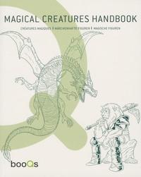 Sergio Guinot et Cristian Campos - Magical creatures handbook - Créatures magiques.
