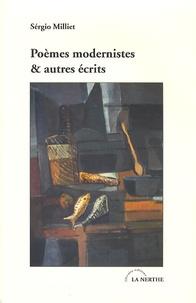 Poèmes modernistes & autres récits - Anthologie 1921-1932.pdf