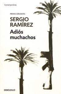 Sergio Ramirez - Adios muchachos - Una memoria de la revolucion sandinista.