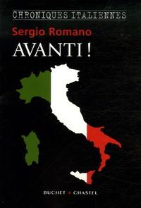 Sergio Romano - Avanti ! - Chroniques italiennes.