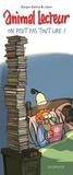 Sergio Salma et  Libon - Animal lecteur Tome 3 : On peut pas tout lire !.