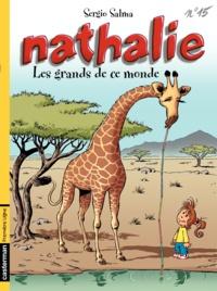 Sergio Salma - Nathalie Tome 15 : Les grands de ce monde.
