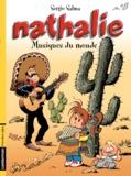 Sergio Salma - Nathalie Tome 8 : Musiques du monde.