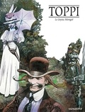 Sergio Toppi - Le Collectionneur Tome 1 : Le Joyau Mongol.