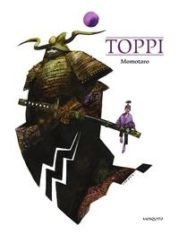 Sergio Toppi - Momotaro.