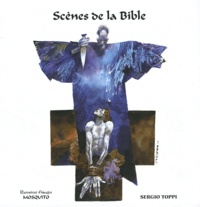 Sergio Toppi - Scènes de la Bible.