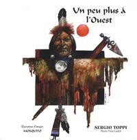 Sergio Toppi - Un peu plus à l'Ouest.