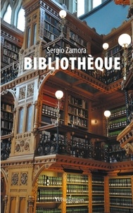 Sergio Zamora - La bibliothèque.