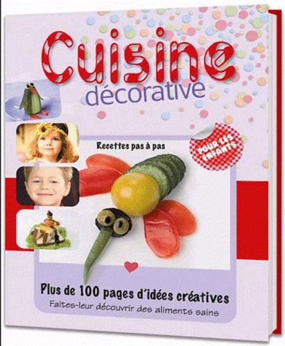 Sergiy Kabachenko - Cuisine décorative pour les enfants.