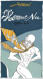 Serguei - L'Homme Nu - Opéra BD. 1 CD audio