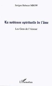 Coachingcorona.ch La noblesse spirituelle de l' âme - Les Gens de l'Amour Image