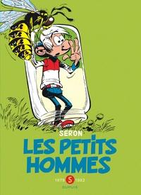 Seron et  Hao - Les Petits Hommes Intégrale Tome 5 : 1979-1982.