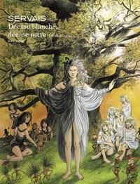 Servais - Déesse blanche, déesse noire.