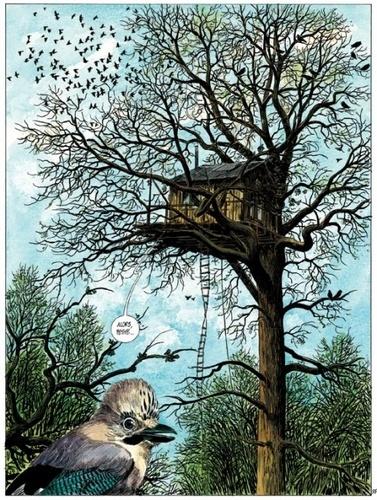 L'assassin qui parle aux oiseaux Tome 2