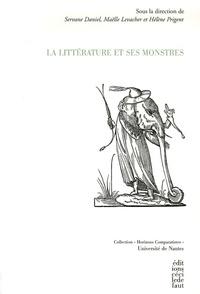 Servane Daniel et Maëlle Levacher - La littérature et ses monstres.