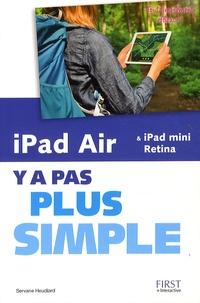 Servane Heudiard - iPad Air & iPad mini Retina.