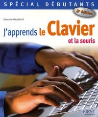 Servane Heudiard - J'apprends le clavier et la souris.