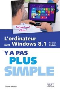 Servane Heudiard - L'ordinateur avec Windows 8.1 Version Update.