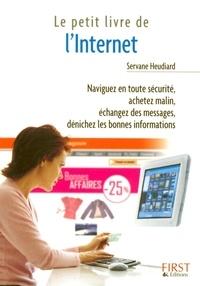Servane Heudiard - Le petit livre de l'Internet.