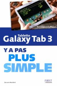 Servane Heudiard - Tablette Galaxy Tab 3.
