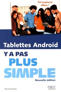 Servane Heudiard - Tablettes Android y'a pas plus simple.