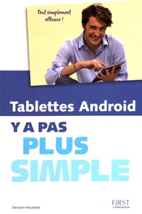 Servane Heudiard - Tablettes Android.