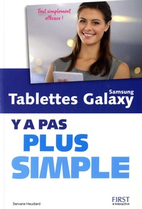 Servane Heudiard - Tablettes Samsung Galaxy.