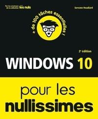 Servane Heudiard - Windows 10 pour les nullissimes.