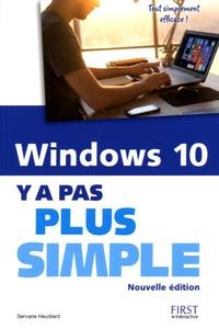 Servane Heudiard - Windows 10.