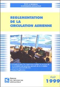 Service info aéronautique - Réglementation de la circulation aérienne RCA3 - Procédures pour les organismes rendant les services de la circulation aérienne aux aéronefs de la circulation aérienne générale ; Textes d'application.
