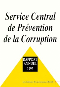 Service Prevention Corruption - .
