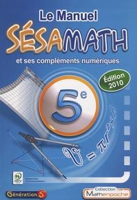 Sésamath - Le Manuel Sésamath 5e.