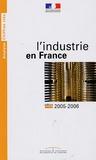 SESSI - L'industrie en France.