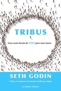 Seth Godin - Tribus - Nous avons besoin de vous pour nous mener.