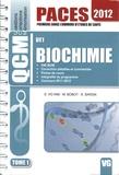 Sétha Vo Kim et Mickaël Bobot - Biochimie UE1 - Tome 1.