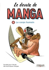 Le dessin de manga - Le corps humain.pdf