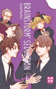 Setona Mizushiro - Brainstorm Seduction Tome 4 : .