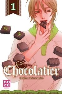 Setona Mizushiro - Heartbroken Chocolatier Tome 1 : .
