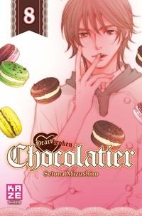 Setona Mizushiro - Heartbroken Chocolatier Tome 8 : .