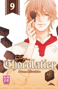 Setona Mizushiro - Heartbroken Chocolatier Tome 9 : .