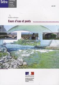 SETRA - Cours d'eau et ponts.