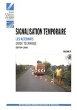 SETRA - Signalisation temporaire - Volume 4, Les alternats.