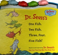 Seuss - Dr. Seuss's One Fish, Two Fish, Three, Four, Five Fish ! - Edition en langue anglaise.
